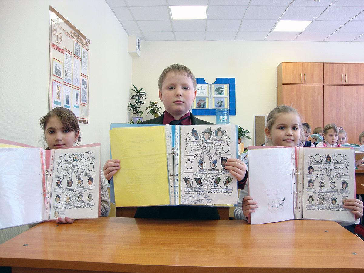 Ольга Узорова: Школьный проект - жанр новый, его мало кто 63